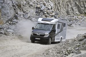 The Knaus Van TI Plus 650 MEG