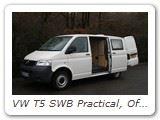 VW T5 SWB