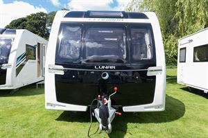 The big news for Lunar Clubman and Delta is the introduction of black front panels