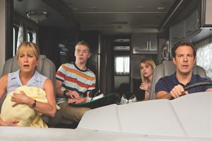 Not your usual road trip motorhome movie (We're the Millers)