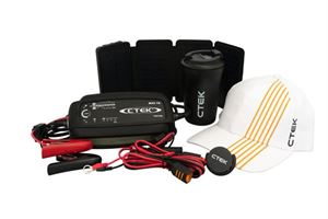 Win a CTEK motorhome battery charger prize bundle worth £290!