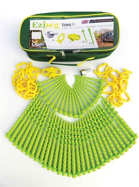Ezipeg awning accessory kit