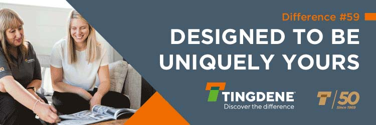 Tingdene Homes - Discover the difference