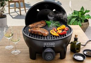Win one of four Cadac electric barbecues, worth £250 each!