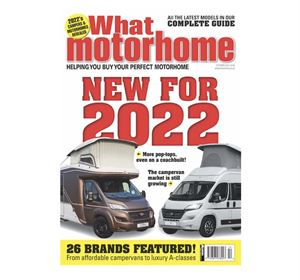You can now download the October issue of What Motorhome! (Photo courtesy of What Motorhome)