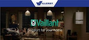 Vaillant boiler helpline for Willerby customers
