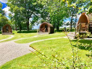 Woodovis facilities (photo courtesy of Premier Parks)