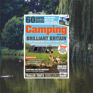 The June issue of Camping is available to download now