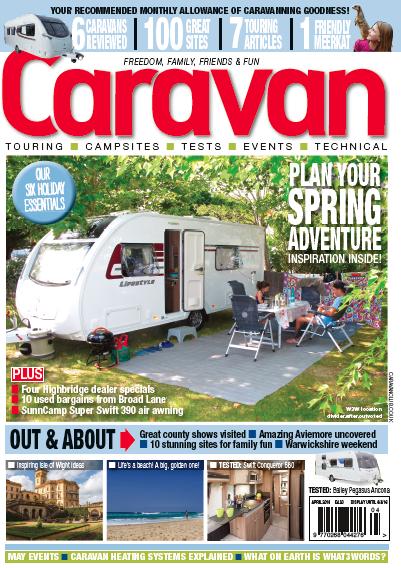 Caravan April16