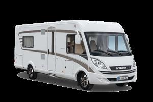 Hymermobil B-Class PremiumLine
