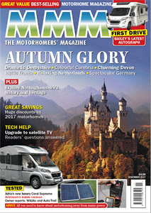 Watch the preview video of what's inside the November 2017 issue of Britain's favourite motorhome magazine