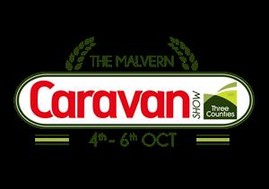 Malvern caravan show 2019 logo