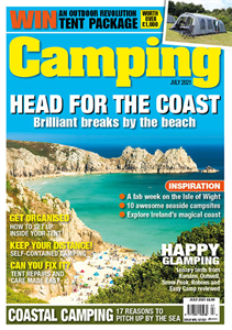 The July issue of Camping is available to download now!