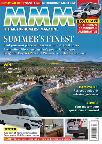 You can read the Summer 2021 issue of MMM today!