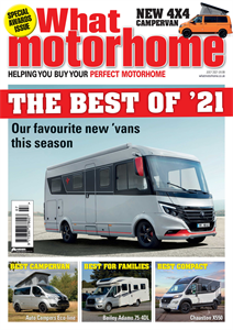 Download the July 2021 issue of What Motorhome