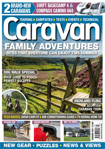 You can read the Summer 2021 issue of Caravan now!