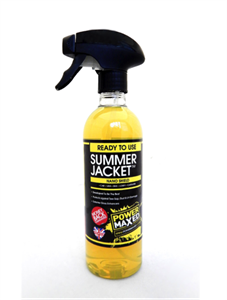The Power Maxed Summer Jacket will give your motorhome a shiny coat