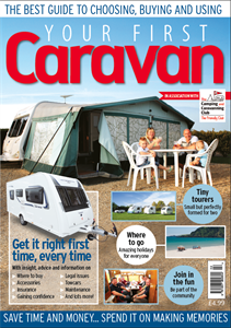 Everything you need to buy your first caravan