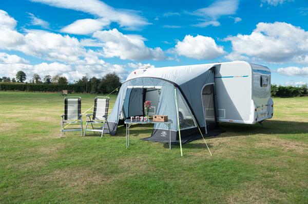 Guide to choosing caravan awnings