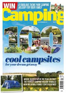 Camping, May 16