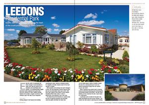 Allens Caravans Leedons Park review