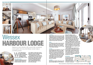 Wessex Harbour Lodge review