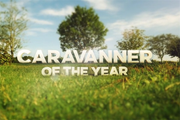 Caravanner of the Year –it's a good thing!