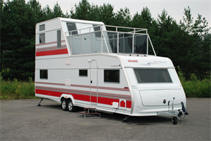 Meet The Crazy And Unusual Caravan Club Caravan News