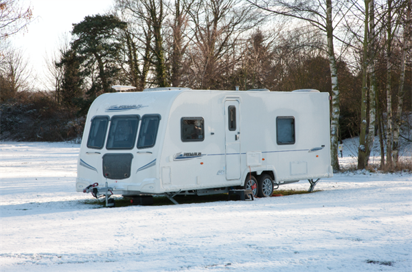 Prepare your caravan for winter