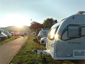 Get to know your caravan exterior