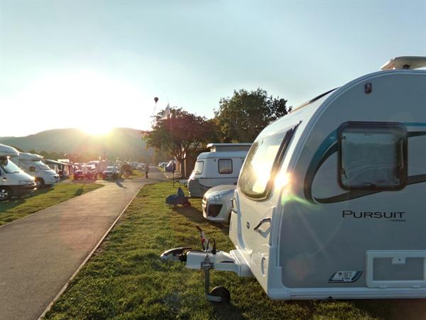 Get to know your caravan exterior