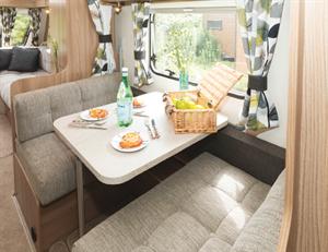 Caravan dining