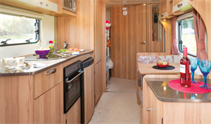 Guide to family caravans for sale