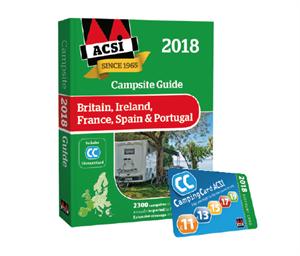 The new ACSI Campsite Guide