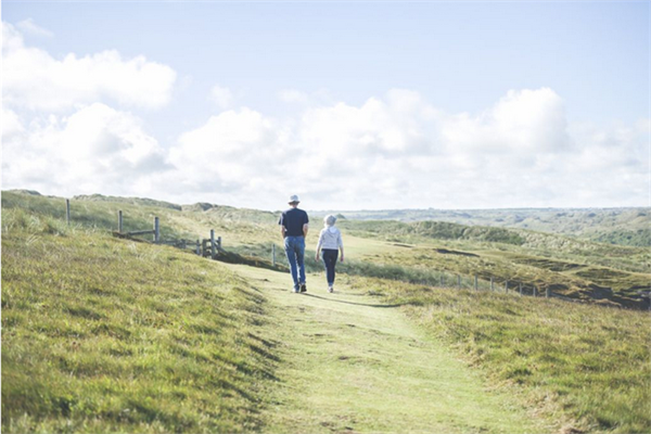 Get your walking boots on and explore
