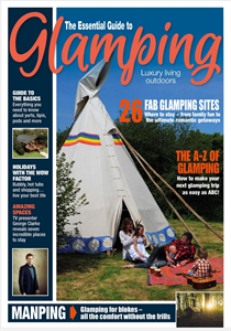 Glamping digital magazine
