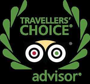 TripAdvisor award holder