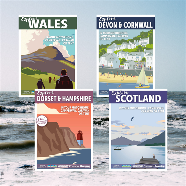 Explore the UK with our brand-new digital travel guides