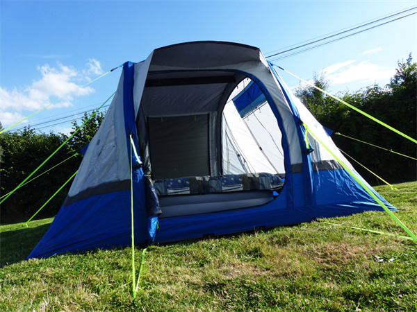 Inflatable Awnings For Campervans Launched Motorhome