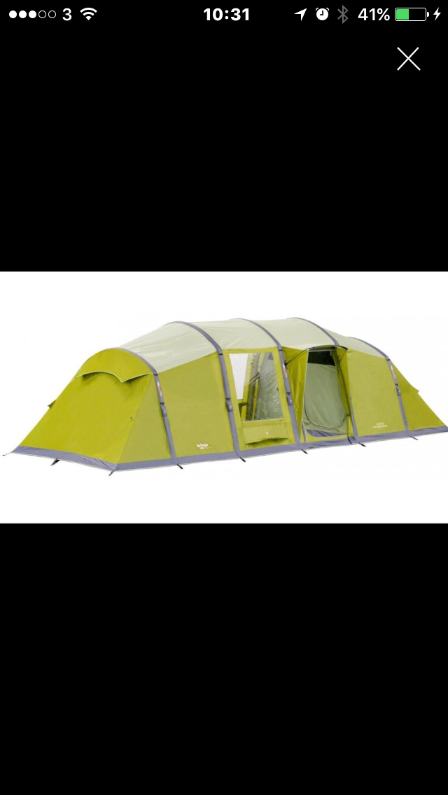 Vango Force Ten Classic STD MK5