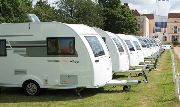 New Adria caravans for sale for 2016 - Advice & Tips - New