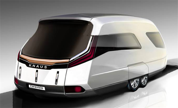 Perfect Camping Trends Cool Caravans Of The Future