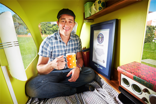World S Smallest Caravan Announced By Guinness World