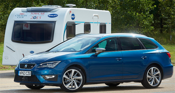What makes the best tow car? Read our Volkswagen Group vehicle special