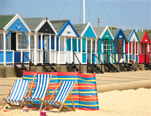 A caravan holiday to see the sensational subtleties of Suffolk