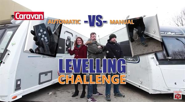 Man versus machine: The Caravan magazine E&P leveller accessory challenge