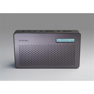 Win a Goodmans Canvas DAB digital radio!