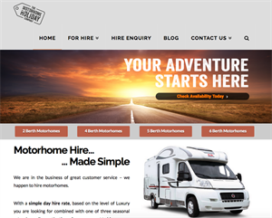 The Motorhome Holiday Company is expanding