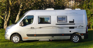 Devon Provence - motorhome review