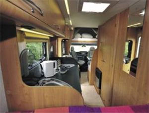 New Tribute T725  Motorhome Review  Reviews  New Amp Used Motorhome